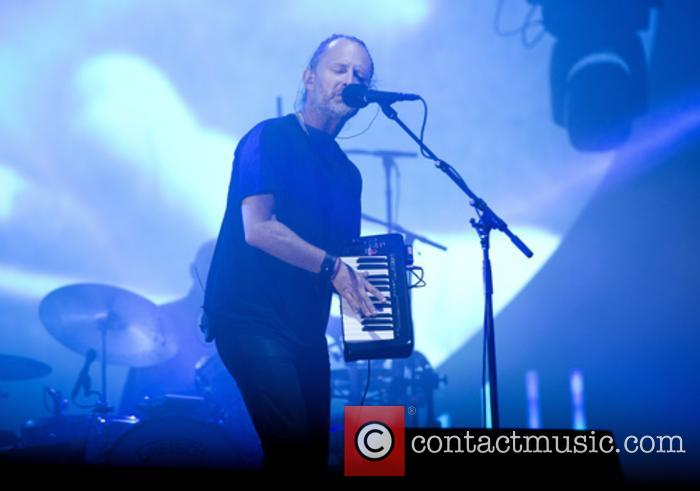 Radiohead and Thom Yorke 5