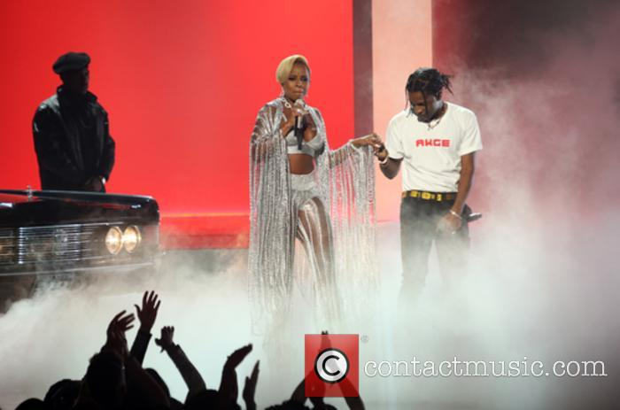 Asap Rocky and Mary J. Blige 2