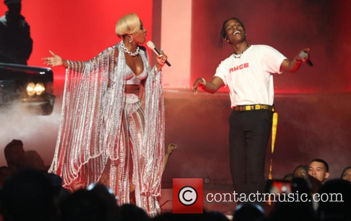 Asap Rocky and Mary J. Blige 5