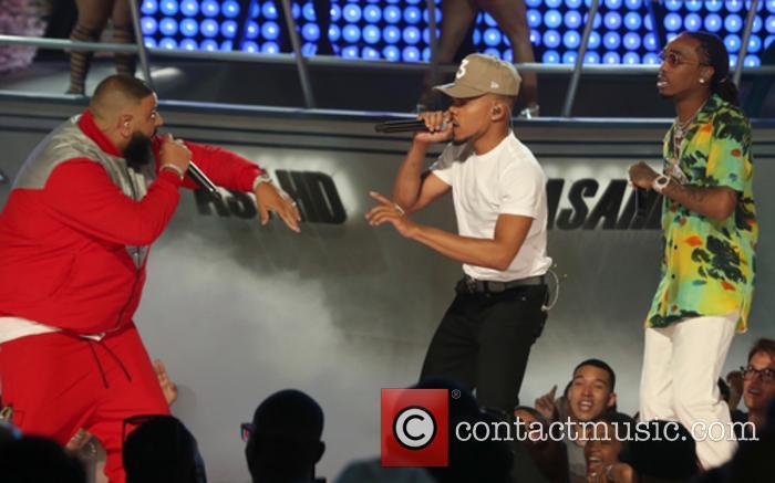 Dj Khaled, Chance The Rapper and Quavo