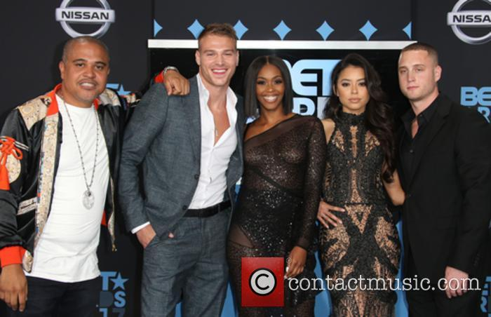 Irv Gotti, Nafessa Williams, Matthew Noszka, Michelle Hayden and Chet Hanks