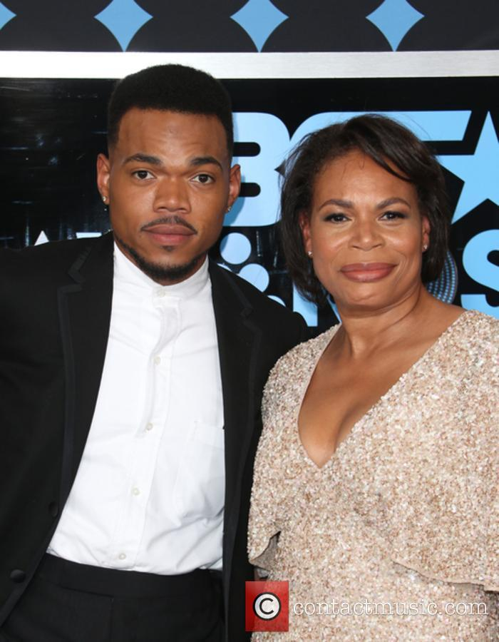 Chance The Rapper and Lisa Bennett 2