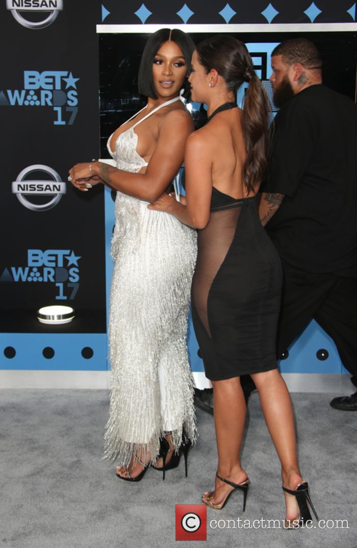 Joseline Hernandez and Rocsi Diaz