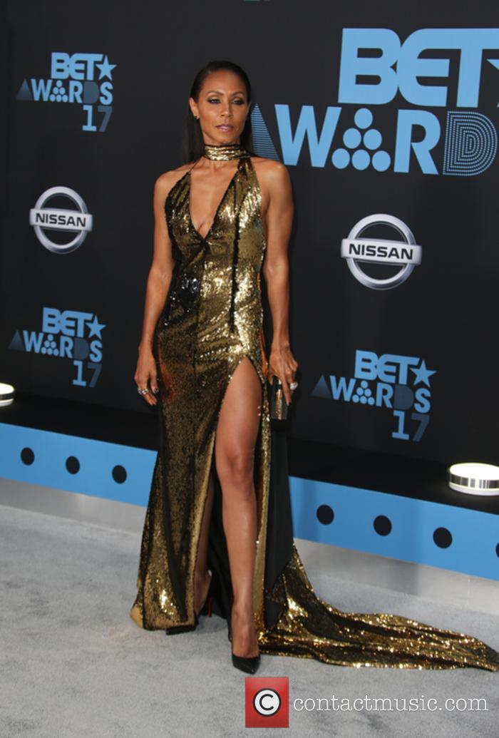 Jada Pinkett Smith at the BET Awards