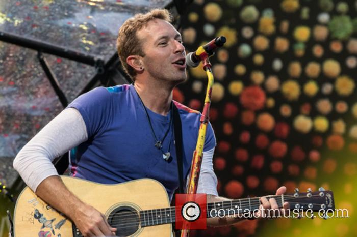 Coldplay and Chris Martin 4