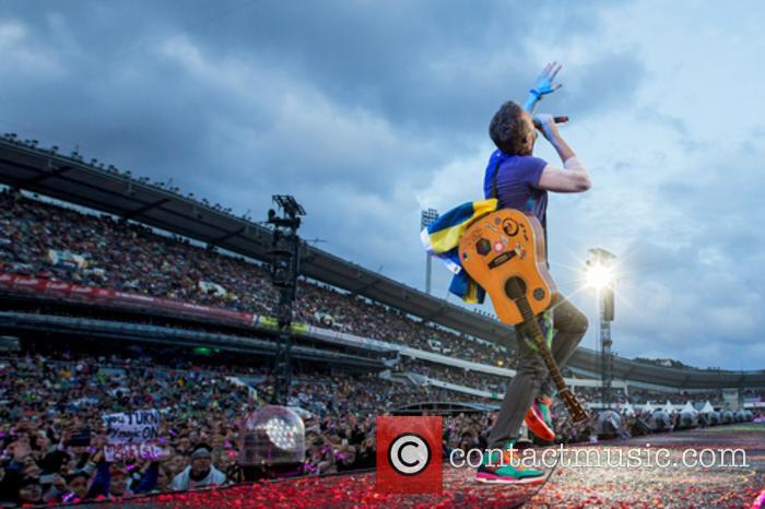 Coldplay and Chris Martin 5
