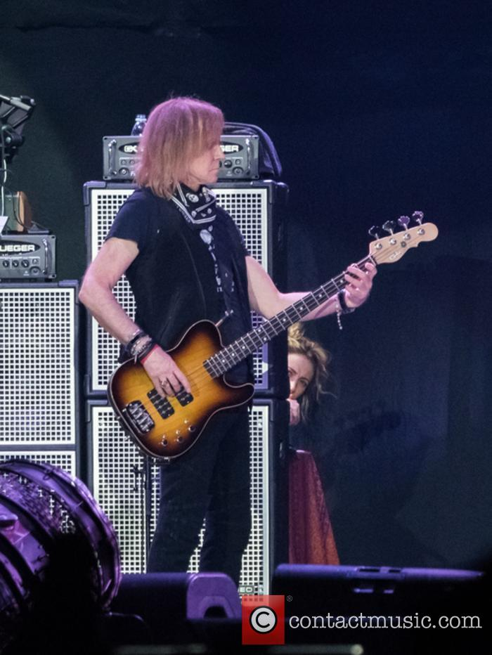 Aerosmith and Tom Hamilton 1