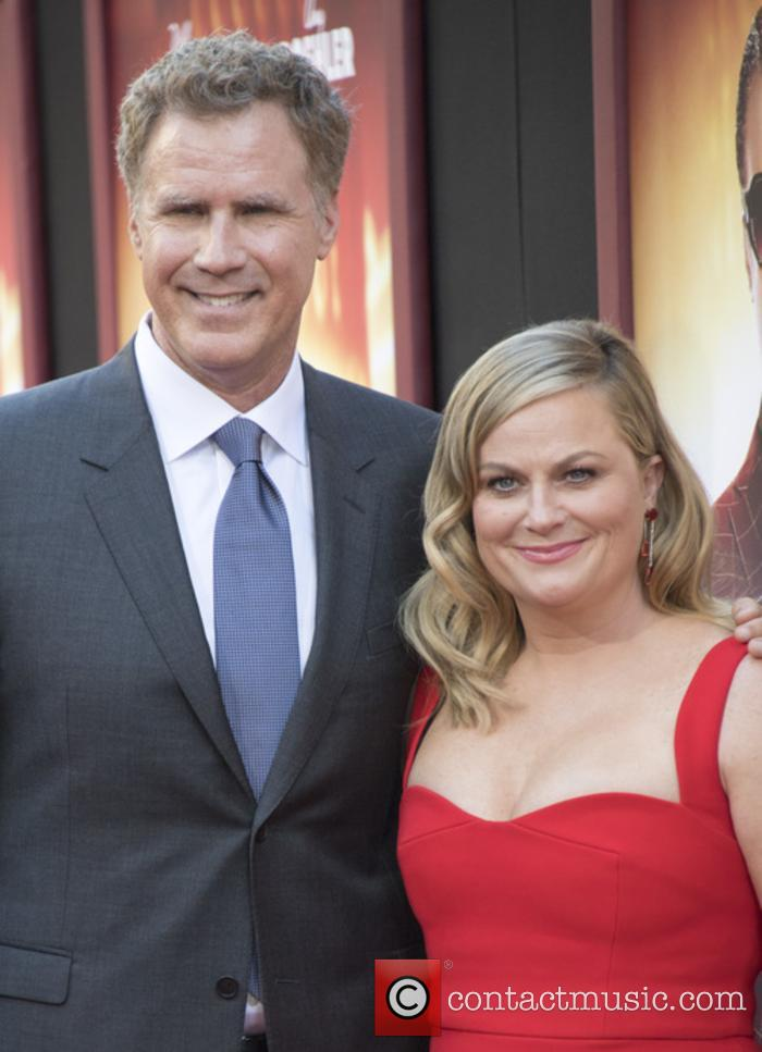 Will Ferrell and Amy Poehler 1