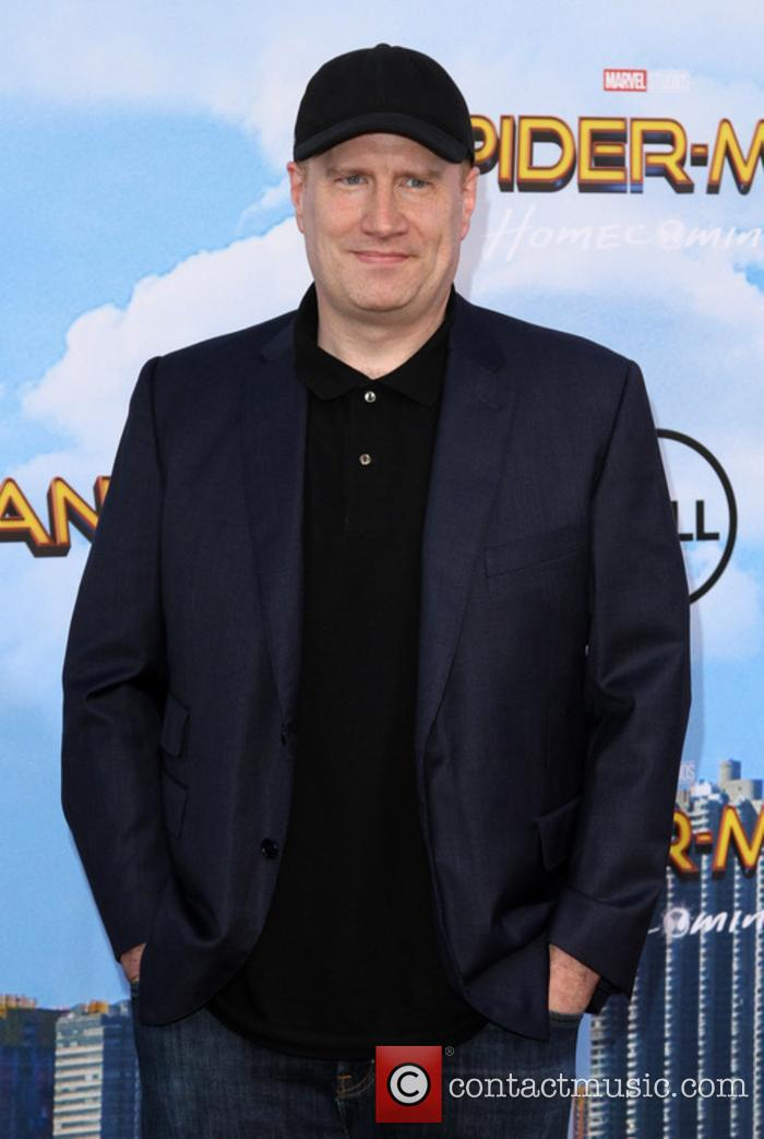 Kevin Feige serves as president of Marvel Studios