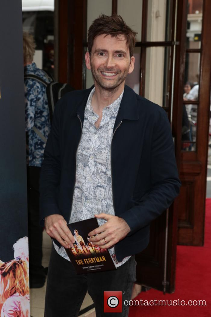 David Tennant is no stranger to showbiz