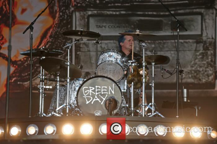 Green Day and Tré Cool