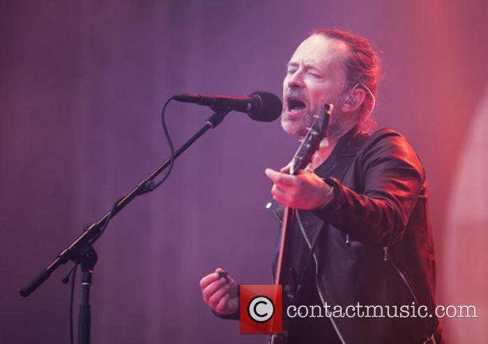 Radiohead and Thom Yorke 4
