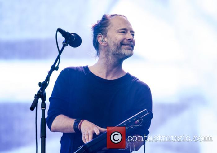 Radiohead and Thom Yorke 11