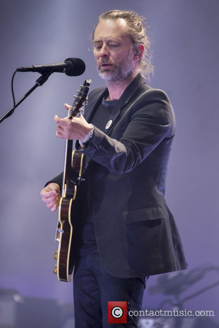 Radiohead perform at TRNSMT