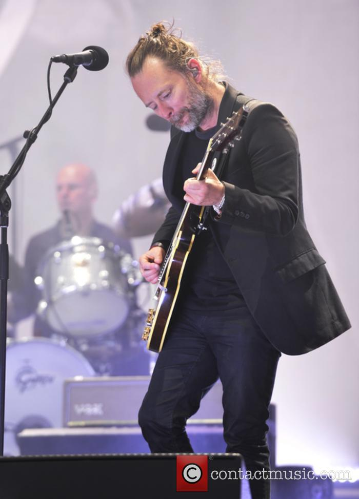 Radiohead perform at TRNSMT Festival