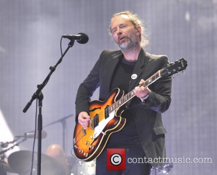 Thom Yorke and Radiohead 4