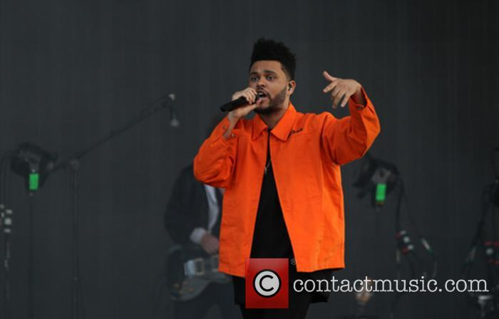 Nas and The Weeknd 2