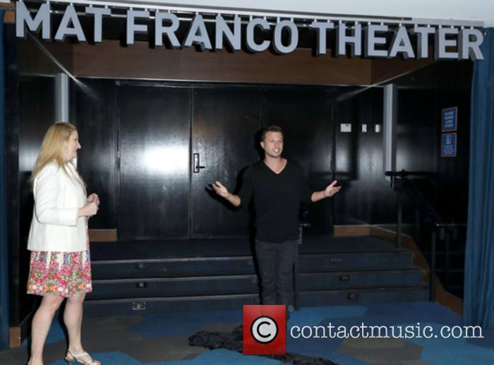 Mat Franco and Eileen Moore 6