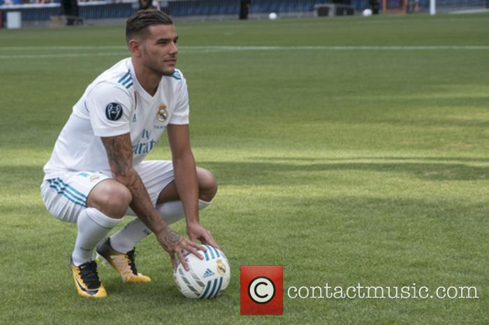 Real Madrid and Theo Hernandez 9