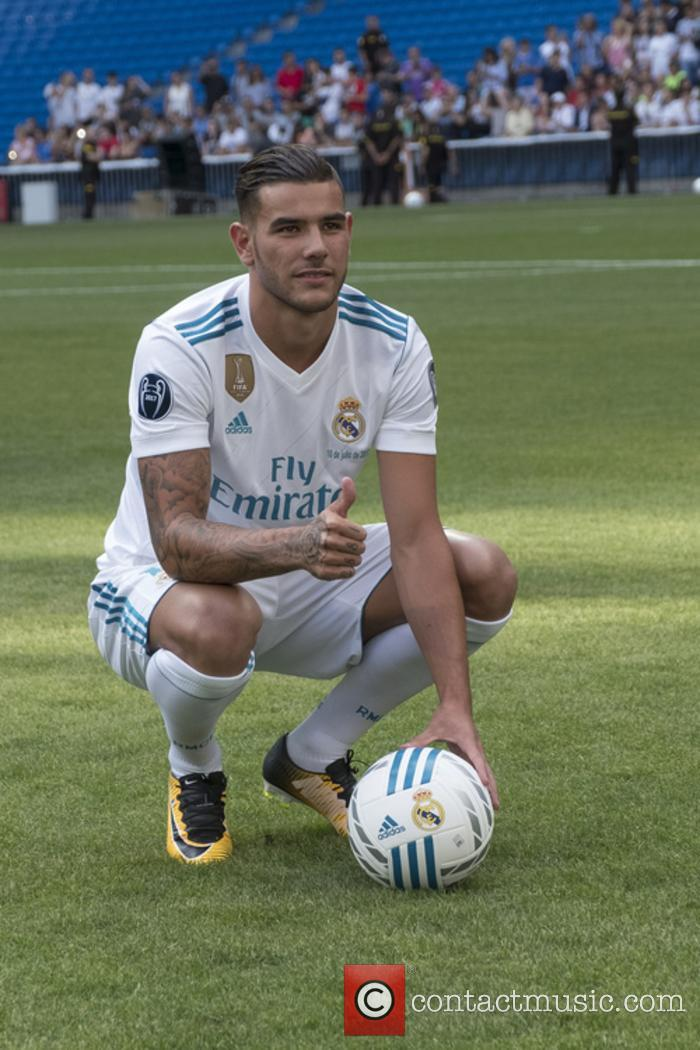 Real Madrid and Theo Hernandez 11