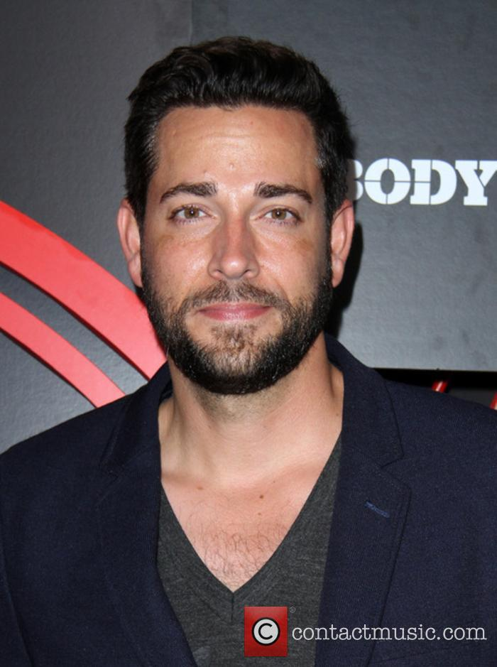 Zachary Levi will play the titular role in the DCEU's 2019 release 'Shazam!'
