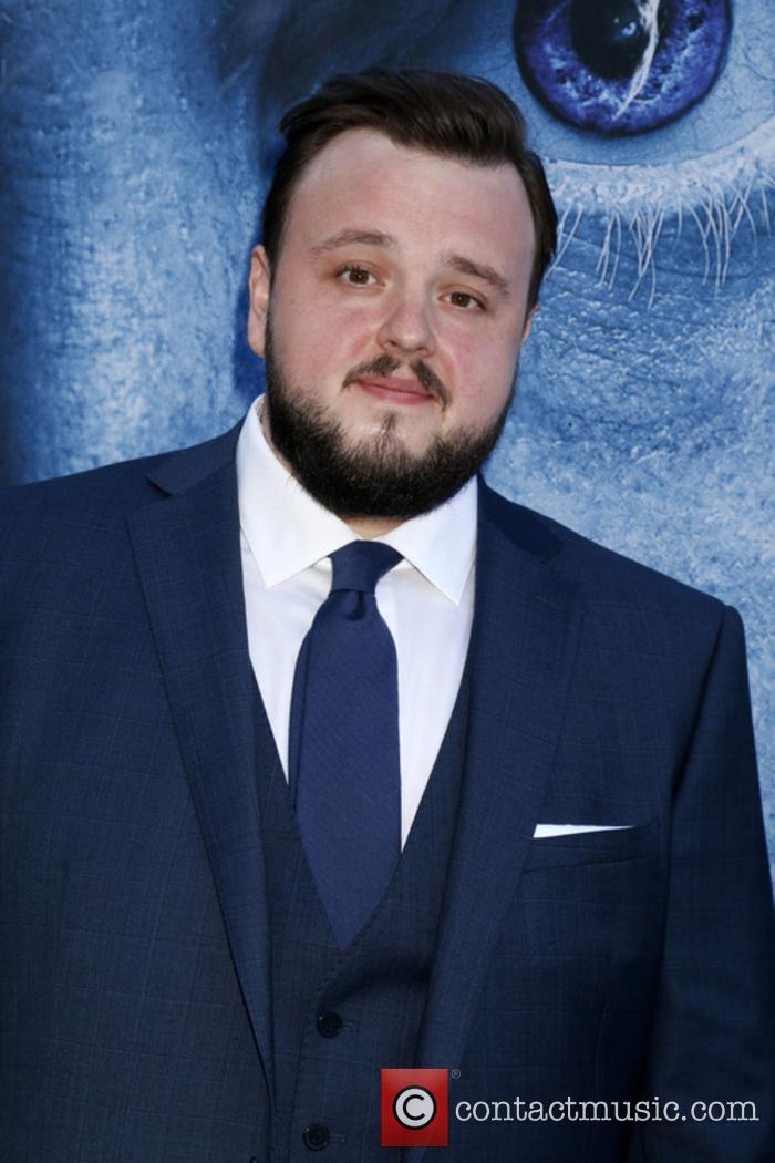John Bradley makes his 'Thrones' return as Sam Tarly