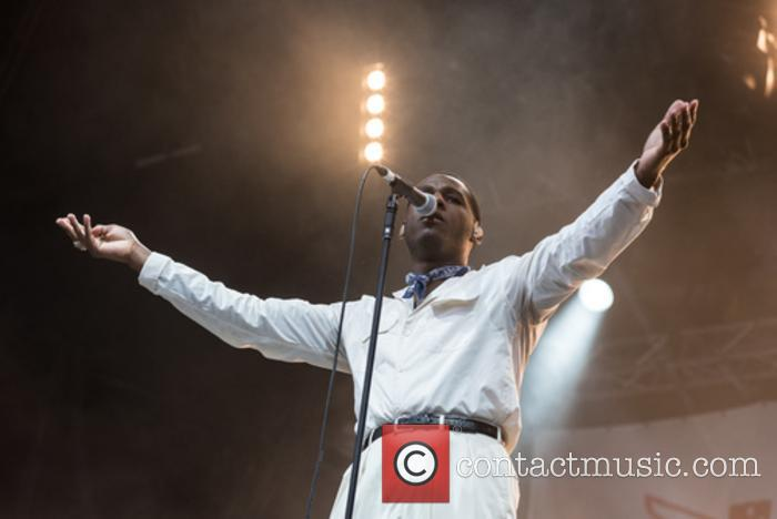 Leon Bridges at Latitude 2017