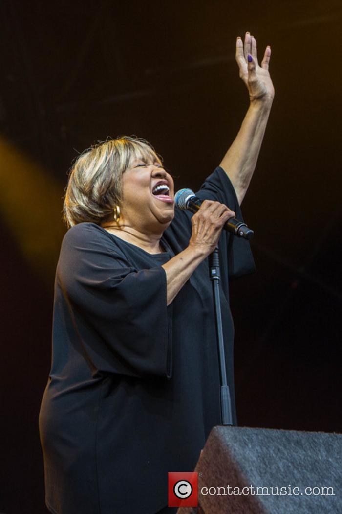 Mavis Staples at Latitude 2017