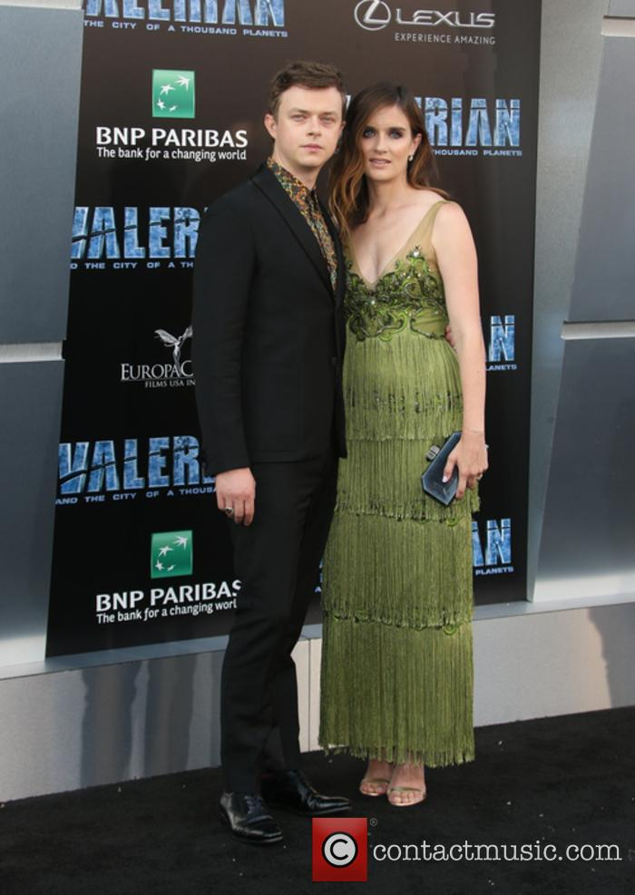 Dane Dehaan and Anna Wood 2