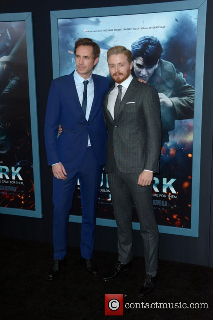 James Darcy and Jack Lowden 4