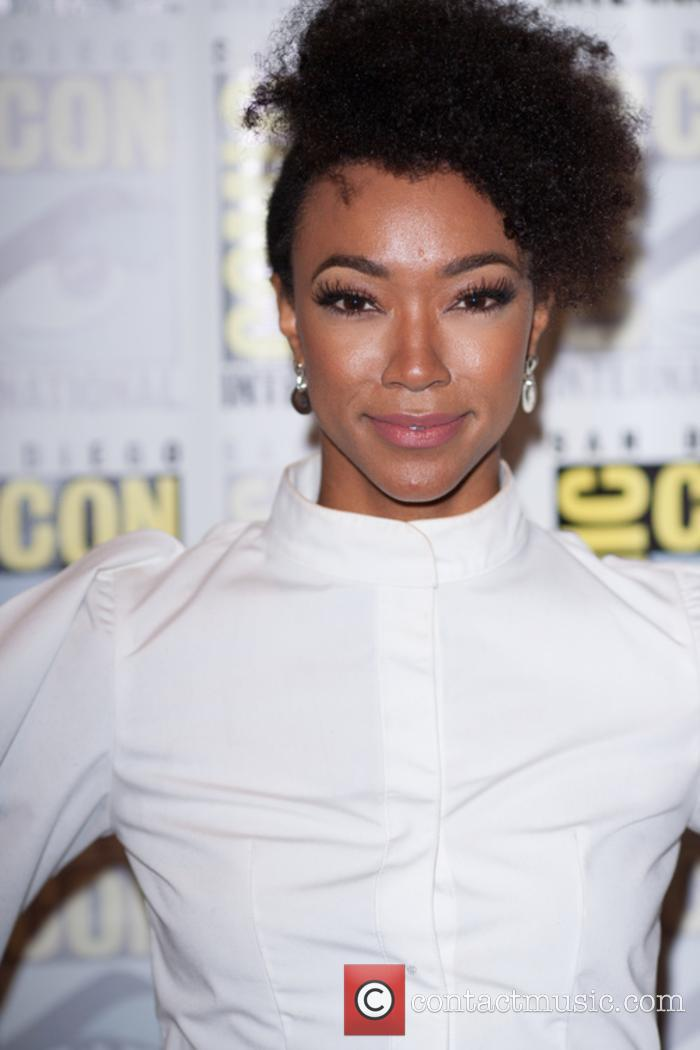 Sonequa Martin-Green leads the new 'Star Trek: Discovery' series