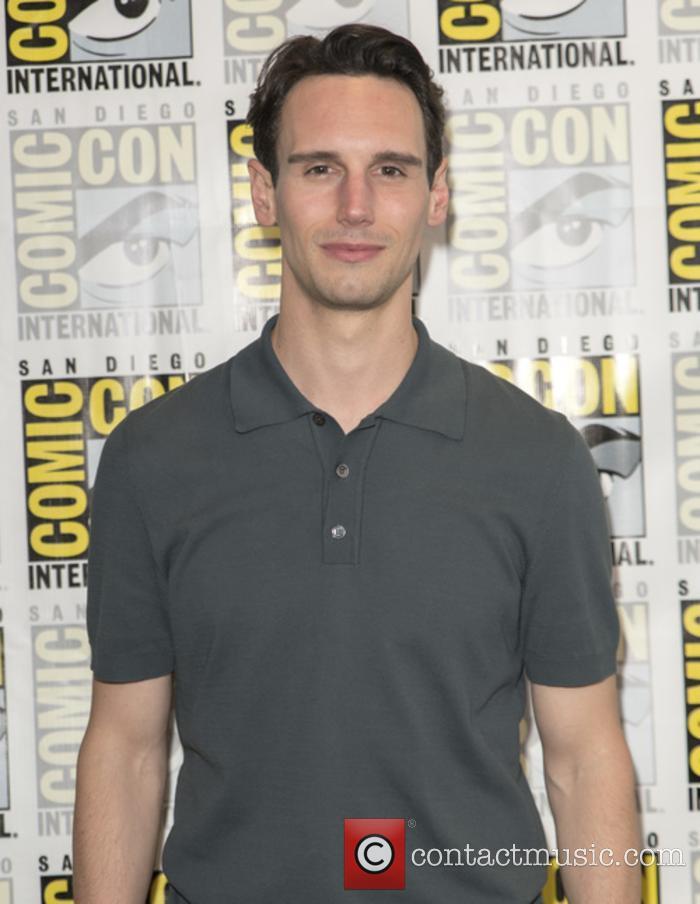 Cory Michael Smith plays Edward Nygma aka Riddler in 'Gotham'