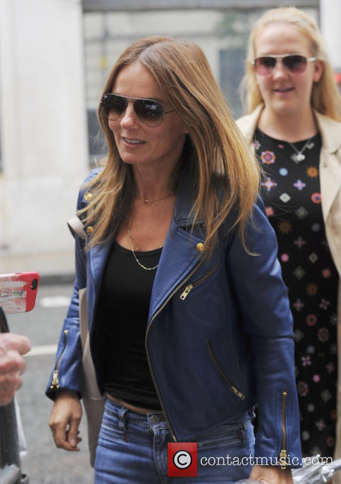 Geri Horner Denies 'Throwing Shade' At Spice Girls Bandmates