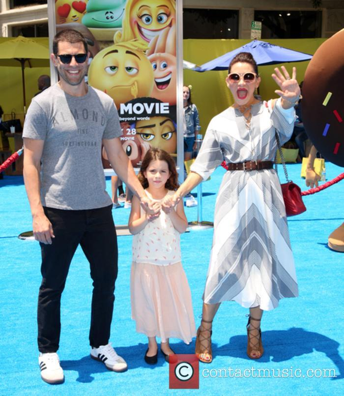 Max Greenfield and Family 1