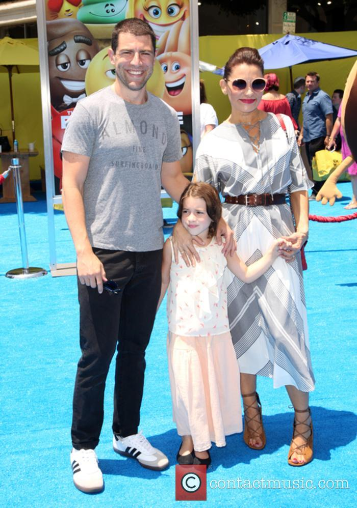 Max Greenfield and Family 2