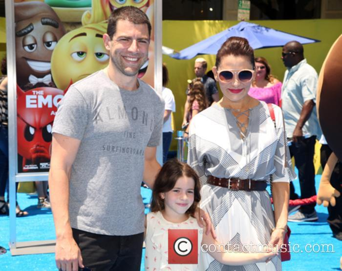 Max Greenfield and Family 3