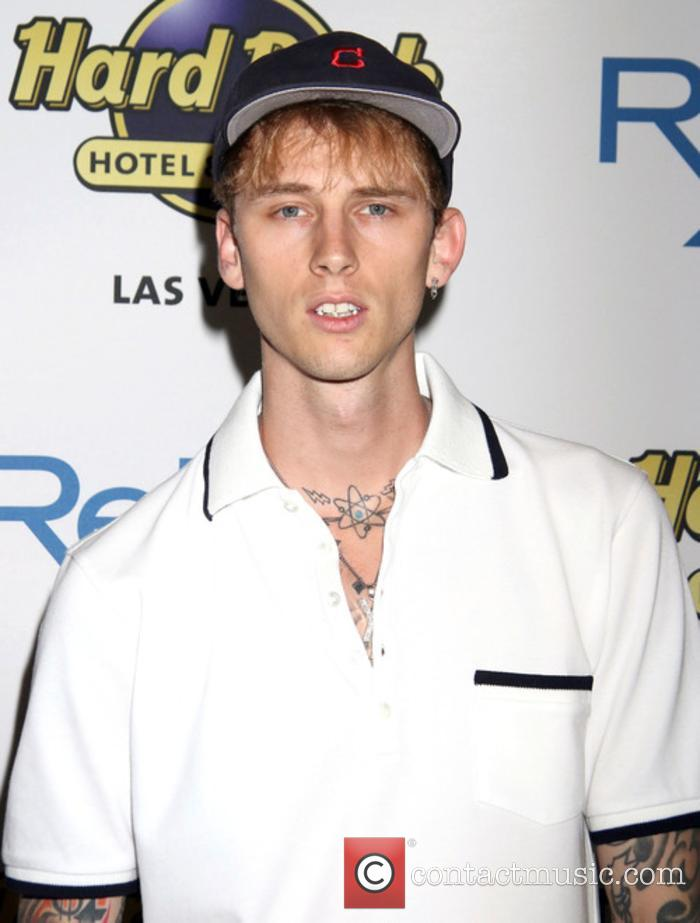 Machine Gun Kelly 10