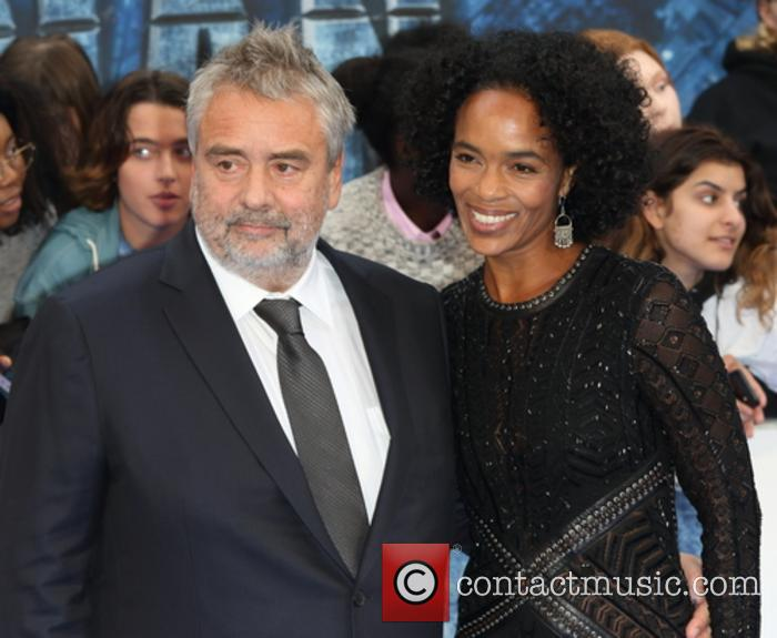 Luc Besson and Virginie Besson 3