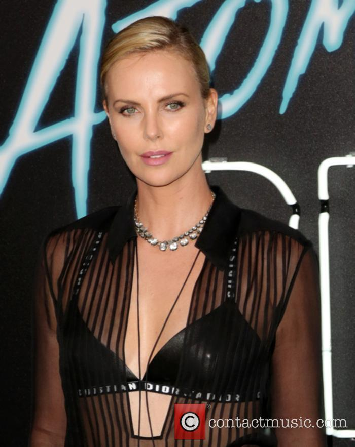 Charlize Theron Reveals She Co-parents Her Kids With Her Mom