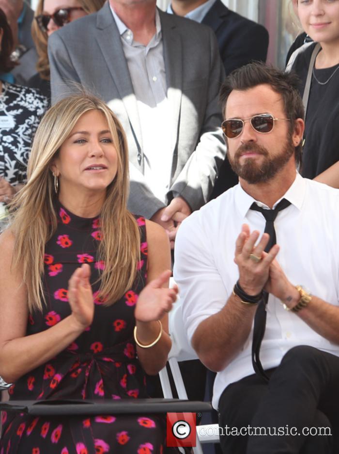 Jennifer Aniston and Justin Theroux 2
