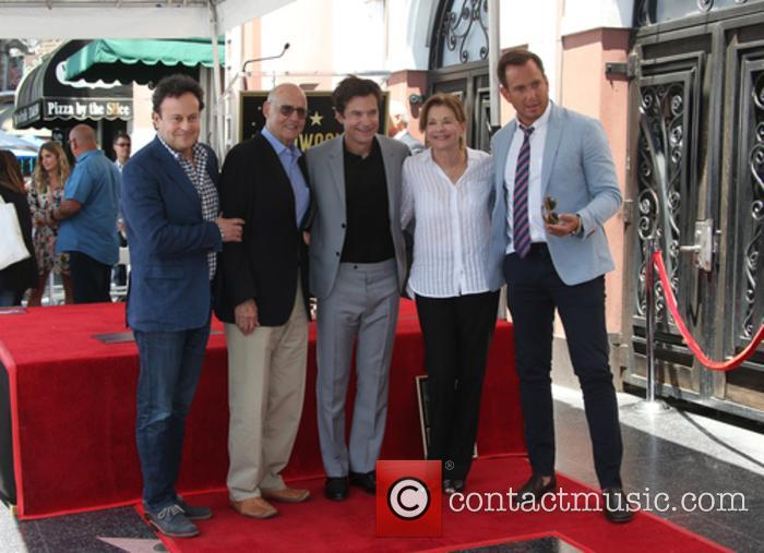Jeffrey Tambor, Jason Bateman, Jessica Walter and Will Arnett 2
