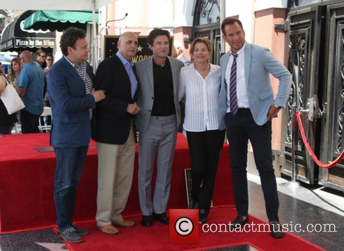 Jeffrey Tambor, Jason Bateman, Jessica Walter and Will Arnett