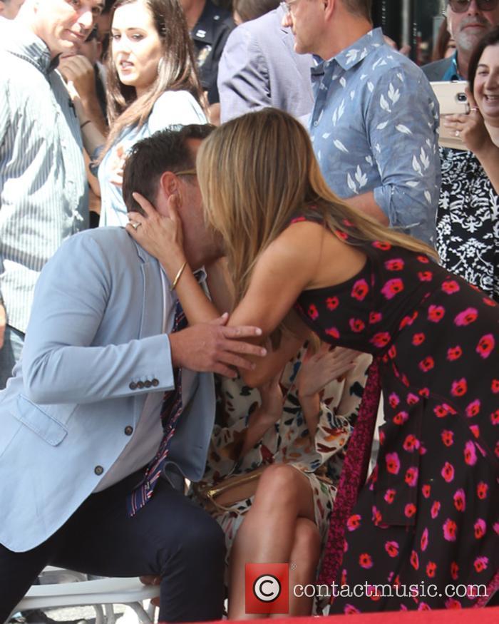 Will Arnett and Jennifer Aniston 10