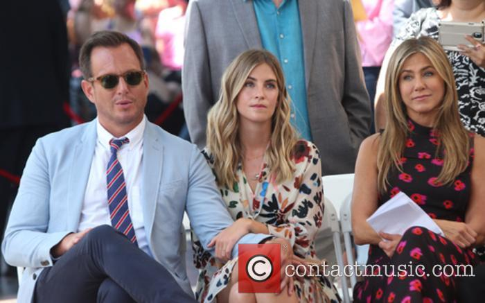 Will Arnett, Elizabeth Law and Jennifer Aniston 11