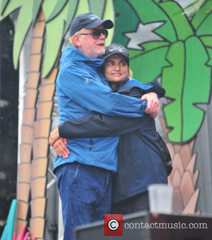 Chris Evans and Natasha Shishmanian 6