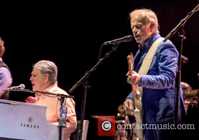 Brian Wilson and Al Jardine 4