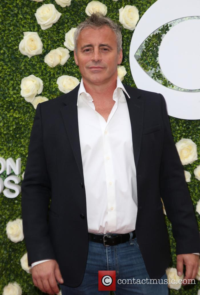 Matt LeBlanc on the Summer TCA Tour