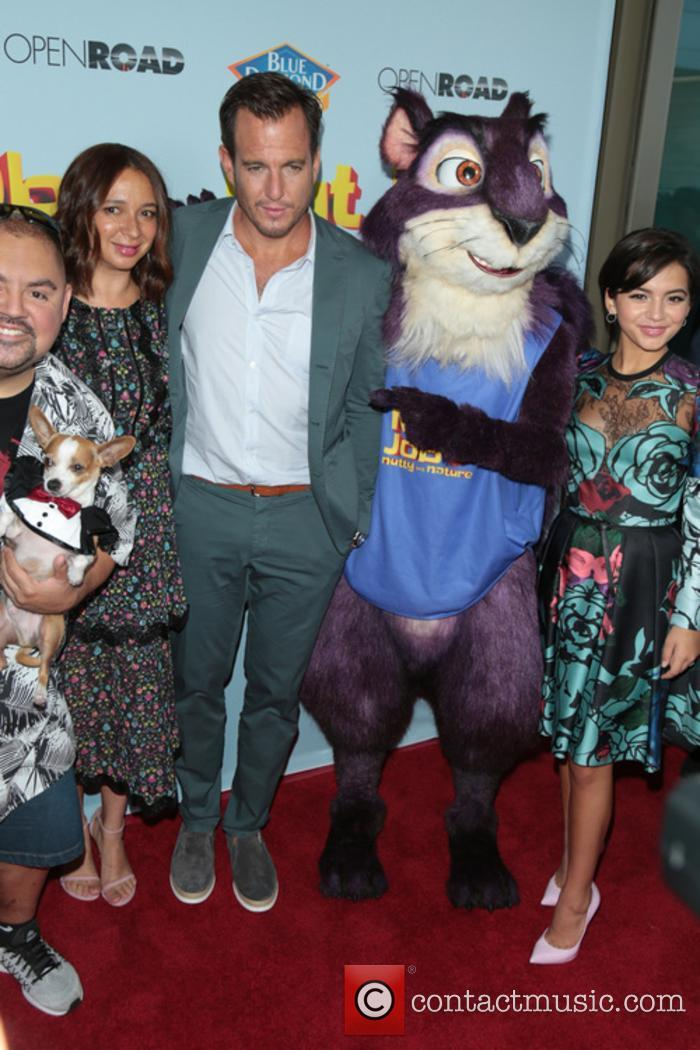 Gabriel Iglesias, Maya Rudolph, Will Arnett and Isabela Moner