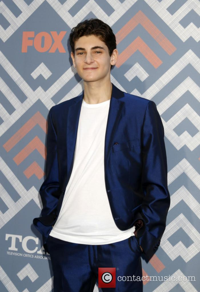 David Mazouz takes on the role Bruce Wayne in FOX series 'Gotham'
