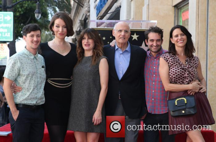 Rhys Ernst, Our Lady J, Kathryn Hahn, Jeffrey Tambor, Jay Duplass and Amy Landecker 3